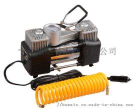 车载充气泵,有线,双缸,大功率