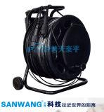 TPU  铠装光纤跳线 SC电信级 4芯 长度制定