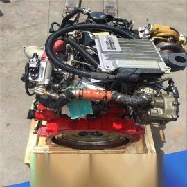 99KW康明斯QSF4.5发动机总成 挖掘机发动机