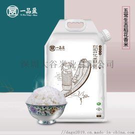 东北大米|五常大米|生态稻花香5KG|一品盈稻花香