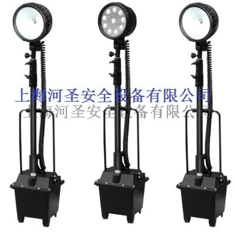 便携式照明设备,便携式升降照明灯,便携式升降工作灯