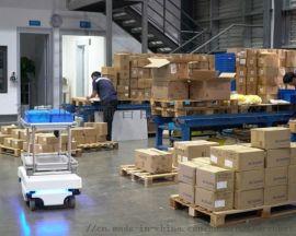 MiR100机器人,MiR激光导航AGV小车