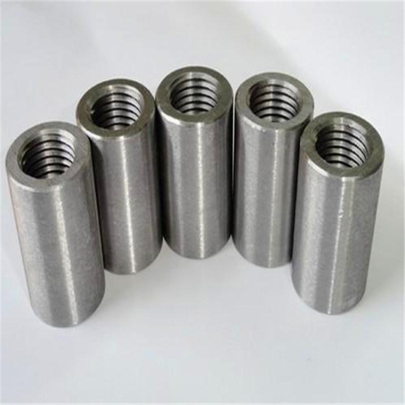 钢筋套筒连接套筒 钢筋直螺纹连接套筒钢筋接头套管