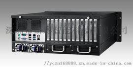 研华4U 紧凑型机架式服务器机箱HPC-7400