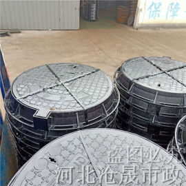 大同球墨铸铁井 铸铁雨水篦子厂家