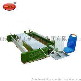 Tpj-2.5橡胶跑道摊铺机机械