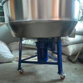 不锈钢拌料机 粮食混合混色拌料机