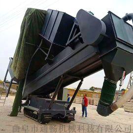 集装箱卸灰机 无扬尘干灰粉卸车机 散水泥拆箱机
