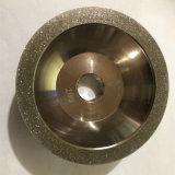 電鍍金剛石11C9碗型砂輪
