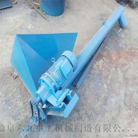 物料提升机 水泥螺旋输送机生产商 六九重工螺旋提升