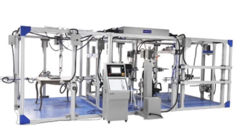 室外健身器材综合耐久性试验机