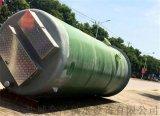 市政污水處理設備直徑3.8x7m地埋式污水提升泵站供應商