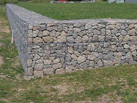 铅丝石笼网厂家-铅丝石笼网多少钱-石笼网护坡