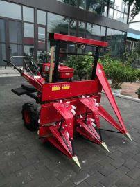 手推式柴油玉米割杆机