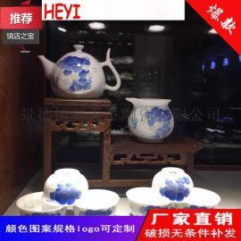 白瓷茶盘功夫茶具套装日式茶具茶壶茶杯
