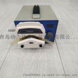 採用高可靠蠕動泵DL-9000B攜帶型水質採樣器