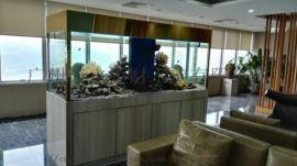 深圳南山区亚克力鱼缸造景、提供
