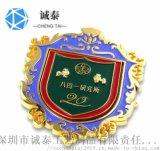 研究所所标订做烤漆车标制作北京车标生产
