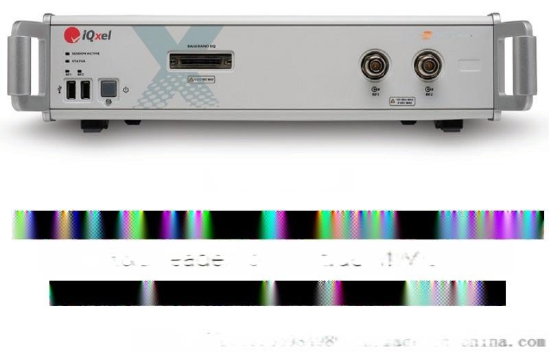 IQxle160 做EVM测试