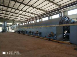 日解50吨全连续化废轮胎回收热解炼油设备