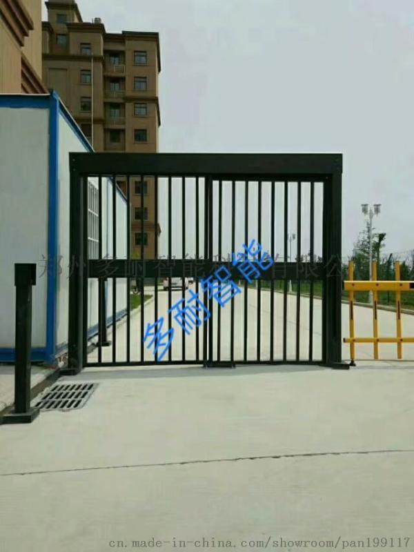 小區門禁起落杆車輛升降杆車牌識別閘機