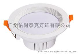 雷达感应筒灯 物业筒灯 楼道声光控筒灯