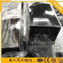 澳门304不锈钢方管现货,拉丝不锈钢方管规格表
