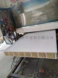 中空玻镁岩棉彩钢板防火彩钢板高强度玻镁净化板