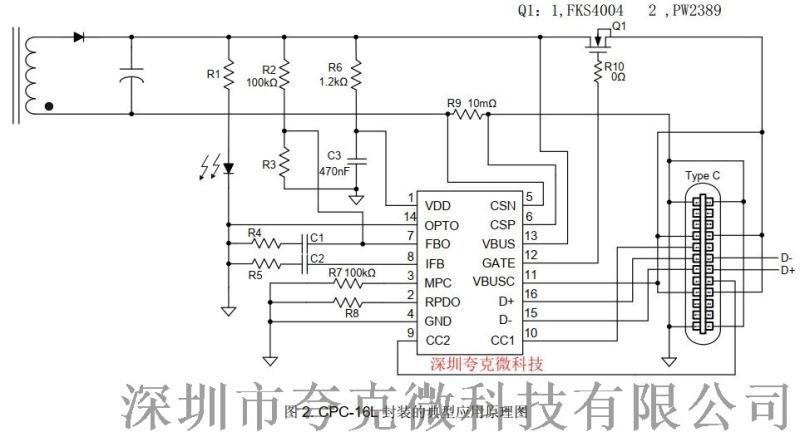JD6606S苹果20W快充协议IC代理