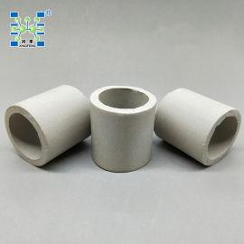 陶瓷填料厂家直销10MM*10MM 陶瓷拉西环填料