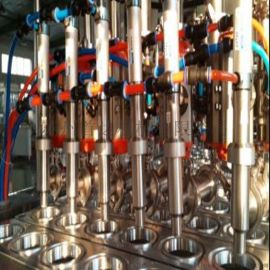 全自动奶茶 火锅蘸料 豆浆 饮料灌装封口塑杯机