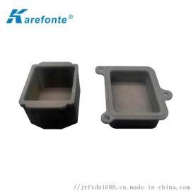 ALN陶瓷垫片/高导热散热片/异形非标订做氮化铝