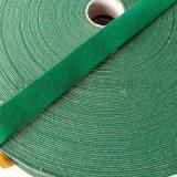 定型机用绿绒糙面胶皮