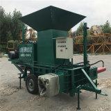 湖北隨州青儲飼料打包機 玉米秸稈黃儲機多少錢