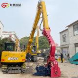 320挖机液压锤打桩机 钢板桩液压打桩机