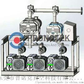 干燥机行业用真空机组
