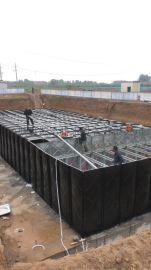 图集地埋抗浮式箱泵一体化消防给水设备作用