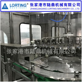 全自动饮料灌装机设备 乳品饮料灌装机