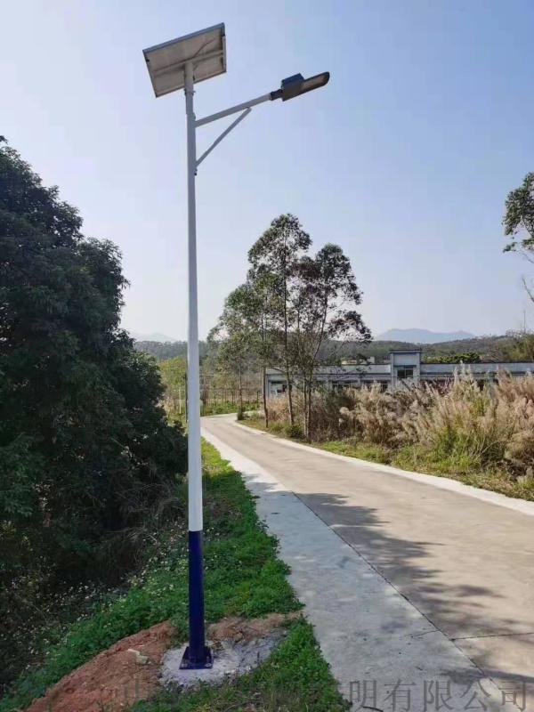 路灯厂家供货5米6米太阳能路灯乡村建设改造光伏路灯