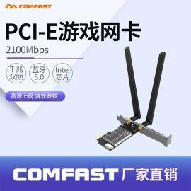 COMFAST CF-WP2100M 有线网卡