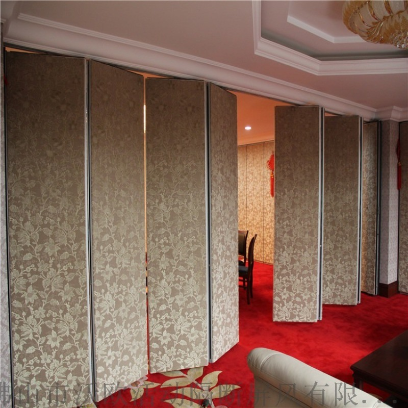 廣州宴會廳移動隔斷