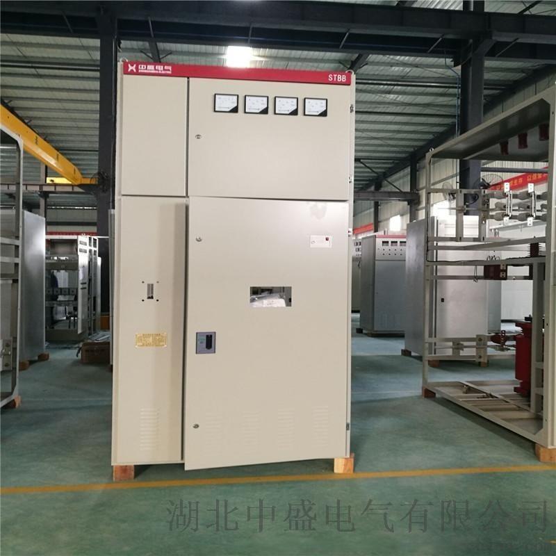 10kV电容柜 性能高的高压无功补偿柜