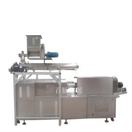 漂浮鱼饲料膨化机 小型水产饲料机械 鱼饲料模具