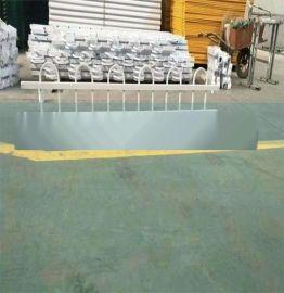 抗腐蚀静电喷塑阳台栏杆烤漆锌钢护栏小区走廊防护栏