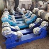 庞大 厂家直销5吨自调试滚轮架 焊接行走滚轮架