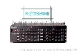 网络云拼接处理器支持PC多网页应用窗口上屏