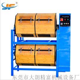 供应JFG-600L双滚筒竹板溜光研磨机