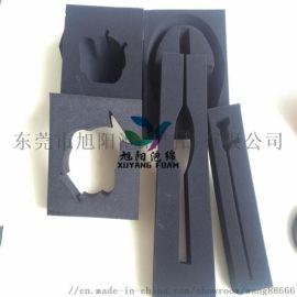 环保海绵 高密度海绵 包装海绵  热压成型海绵内衬
