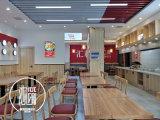 鄭州快餐店裝修公司,小餐館裝修案例