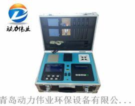DL-600B便携式多参数水质检测仪工厂自检